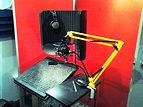enregistrement narration, studio creason