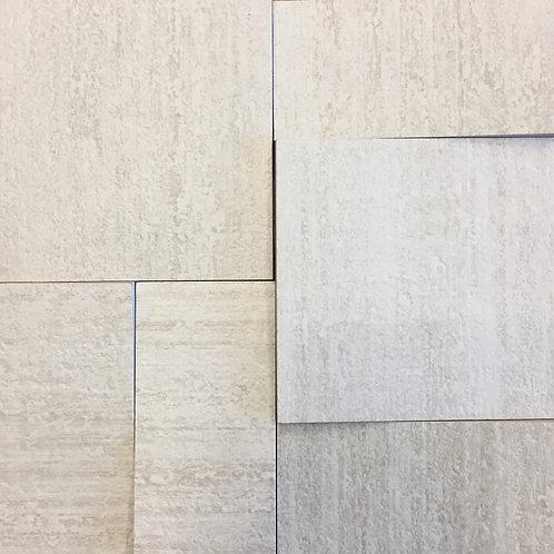 Dutch White 3d Mosaic 300x300x9mm