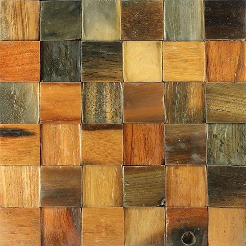 Caribbean 302 Vitric Natural Timber Panels Polished 300x300