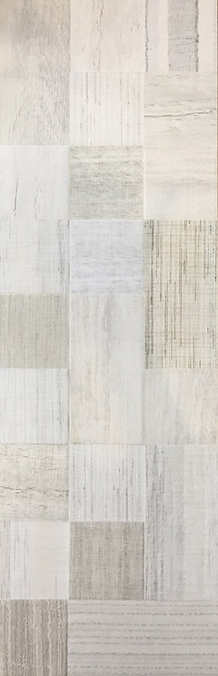 Shabby Chic Beige Italian Porcelain Wall Tile 250x750x10mm