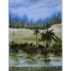 Travel Through My Canvas by Richa Aggarwal
