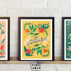 Changi Chowk by Guncha Kumar