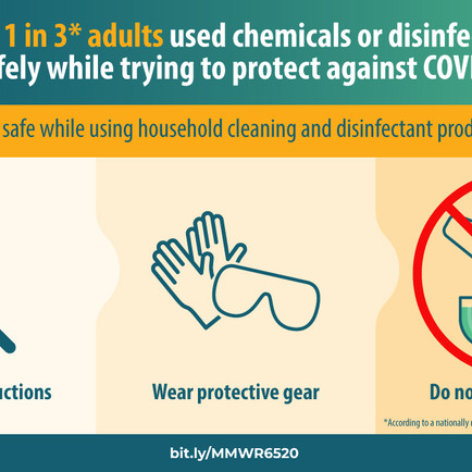 Cleaning Guidelines to Prevent the  Spread of COVID-19