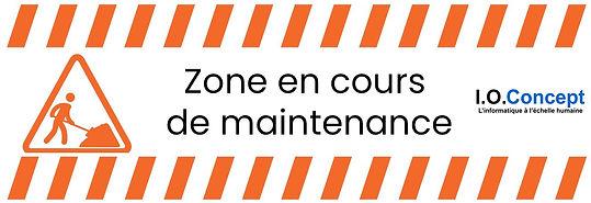 bandeau maintenance + logo ioconcept.jpg