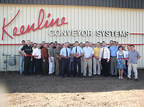 Keenline - 2008 Modern Facility Opening