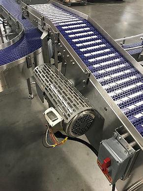 Keenline - Sanitary Conveyors