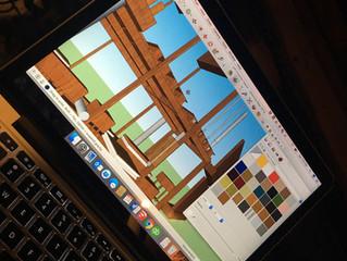 Creating a 3D World....