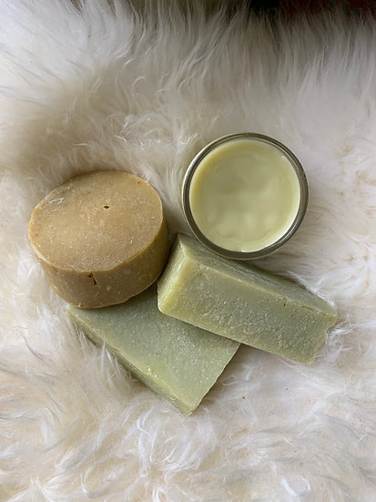 RUSTIC SOAP