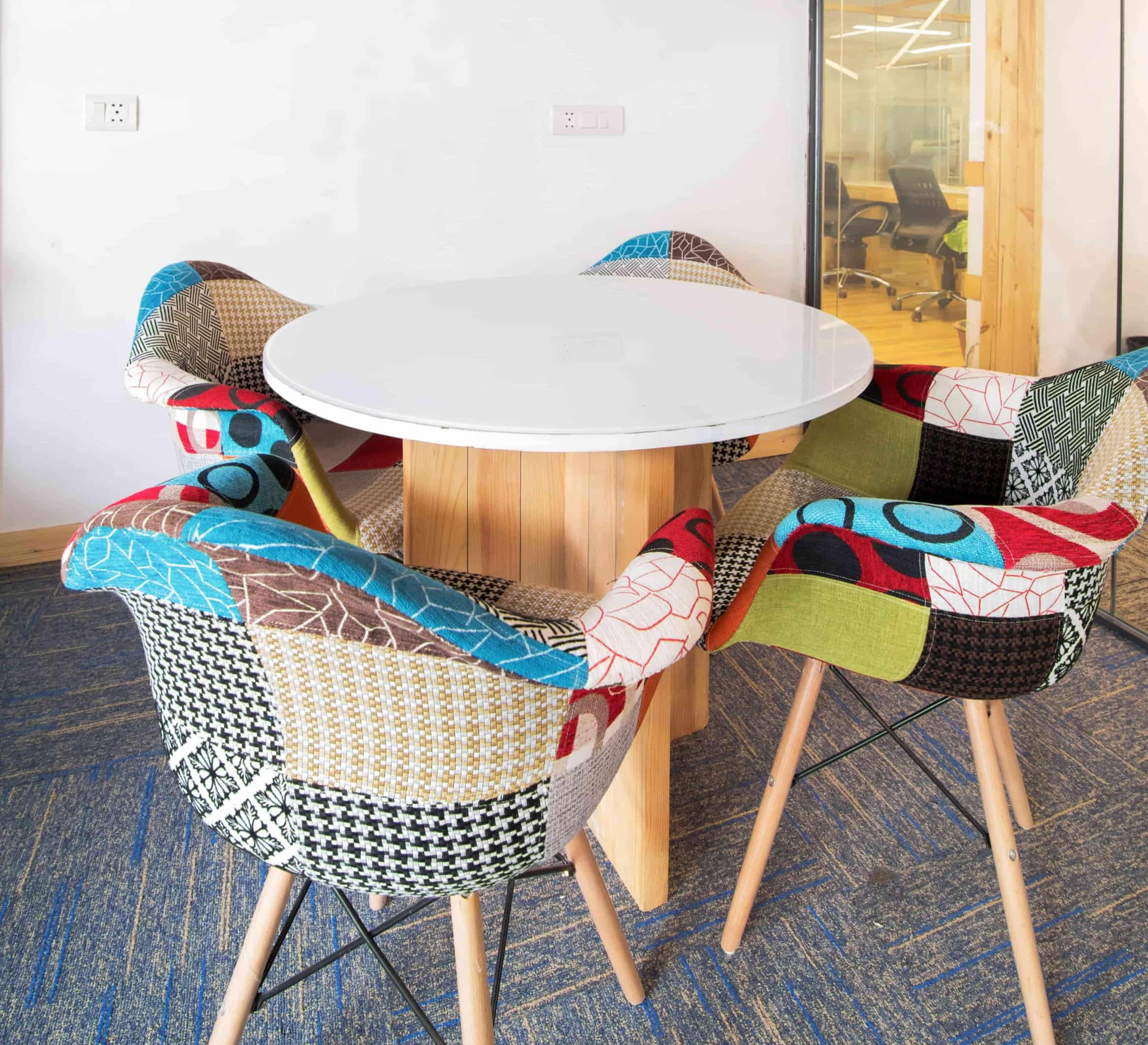 Sharedesk meeting room