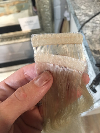 Tape In Extensions Review