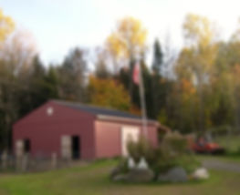 The Barn at Shimmering Pond Farm Alpacas