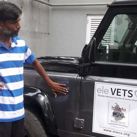 EleVETS Land Rover Partnership