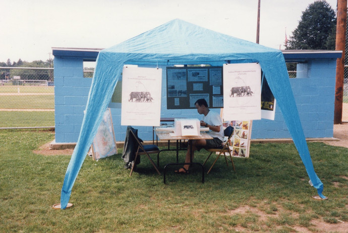 01. SLWCS First Promotional Booth_Summer