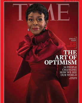 AT AGE 94, CICELY TYSON GRACES THE COVER OF TIME MAGAZINE