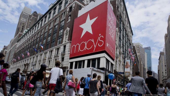Macy's announces 5,000 job cuts, more store closures