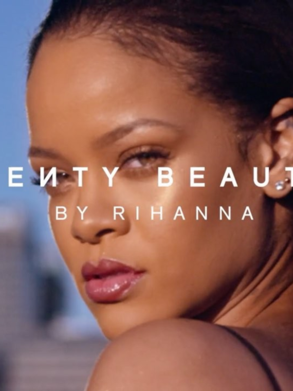 Rihanna Launches Diverse Fenty Beauty Campaign Hit stores September 8th