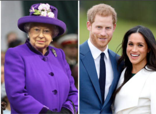 Meghan Markle to Take 6 Month 'Royalty Training' By Order of The Queen