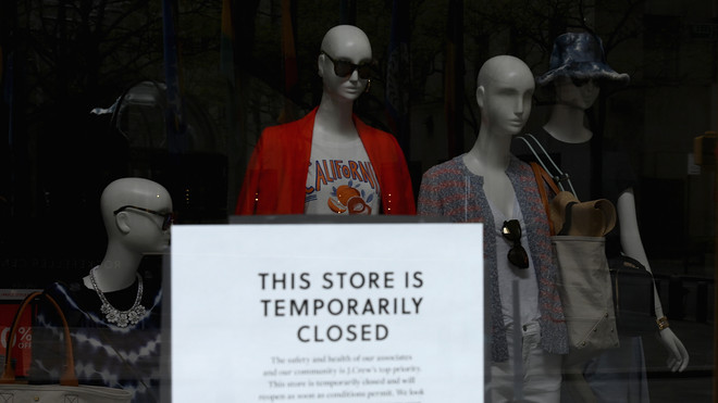 J.Crew has filed for bankruptcy