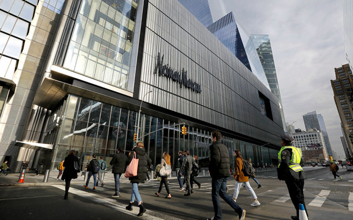 Neiman Marcus Reportedly 'Several Weeks Away' From Potential Bankruptcy