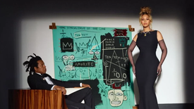 Beyoncé, Jay-Z and the 128-Carat Tiffany Diamond Star in the Jeweler's New Campaign