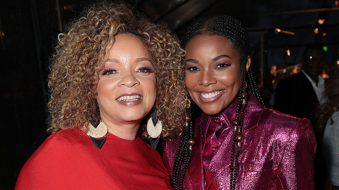 Gabrielle Union Honors 'Black Panther' Costume Designer Ruth E. Carter