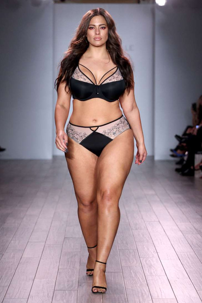 Ashley Graham Takes Aim at Victoria's Secret for Lack of Body Diversity in Their Fashion Show