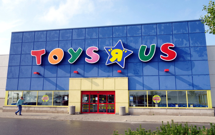 """Toys""""R""""Us, Inc. considering  closing 200 stores"""
