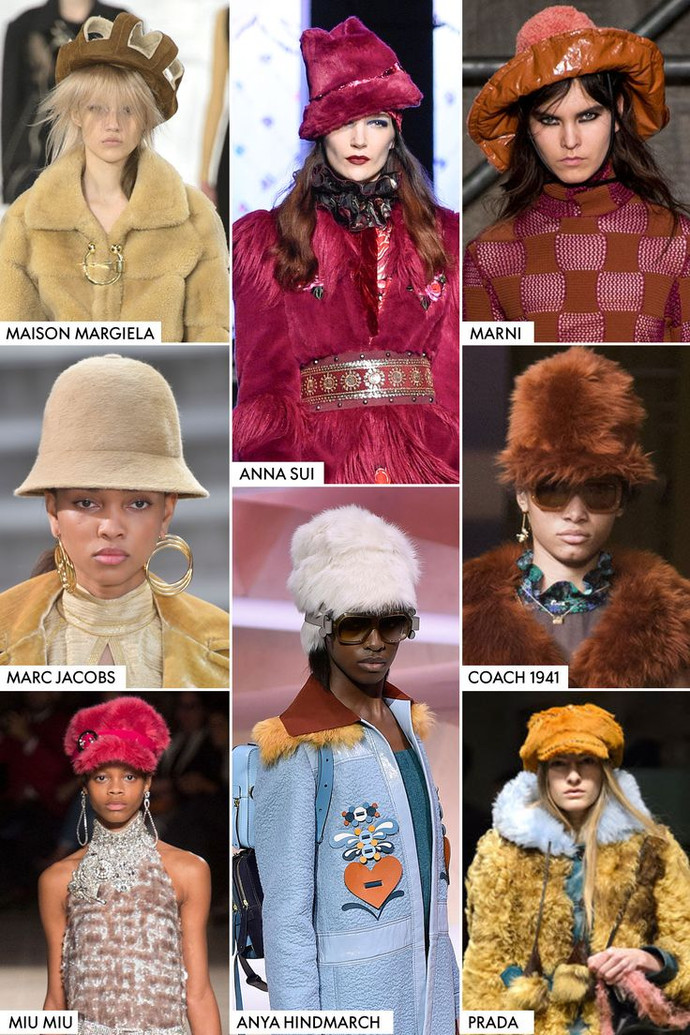 2017 Fall/ Winter Color Trends