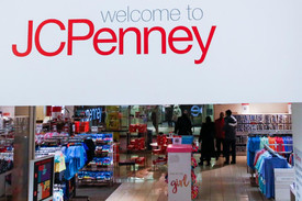 JCPenney is reportedly considering filing for bankruptcy and closing hundreds of stores