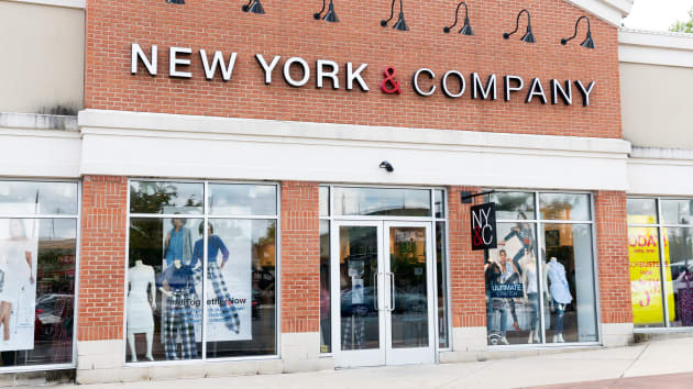 New York & Co. owner RTW Retailwinds warns bankruptcy filing imminent