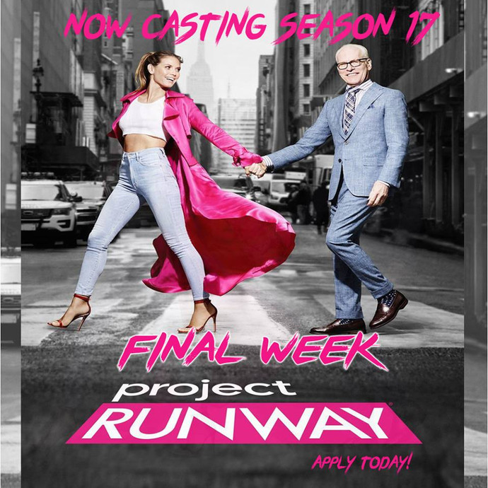 Project Runway now casting for season 17