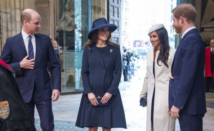 Meghan Markle's Gown Is Reportedly Finished