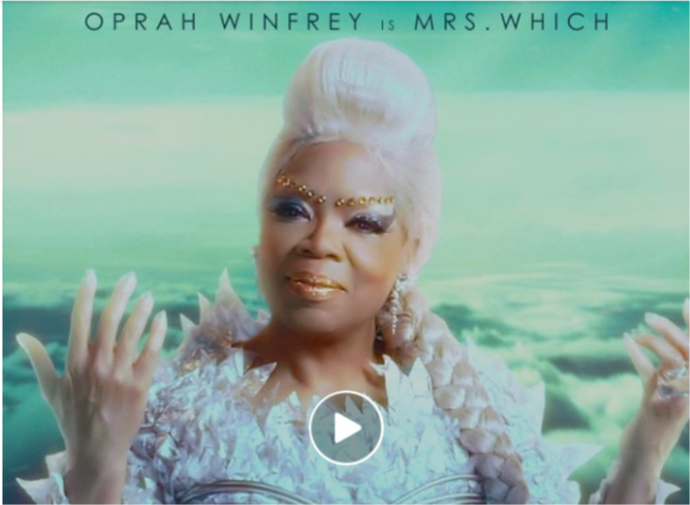 """Oprah to star """"A Wrinkle in Time"""" movie"""