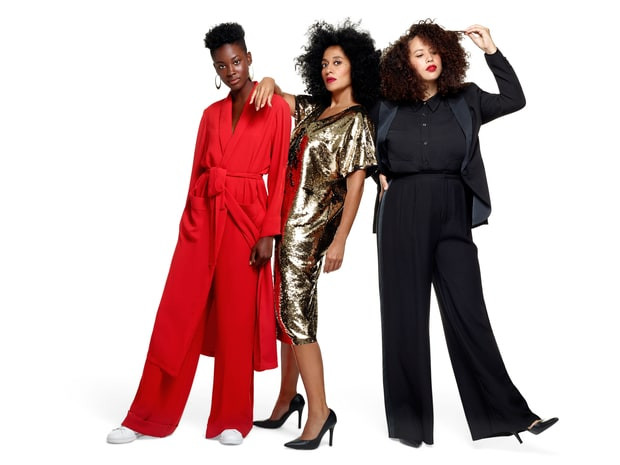 Love Tracee Ellis Ross' fashion? Now you can snag the Golden Globe award winner's style at a great price when her first-ever capsule collection launches at JC Penney on November 12.