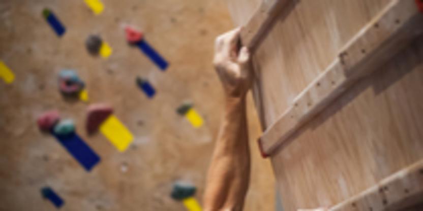DHT Challenge Day: Momentum Climbing Gym, SLC, Utah