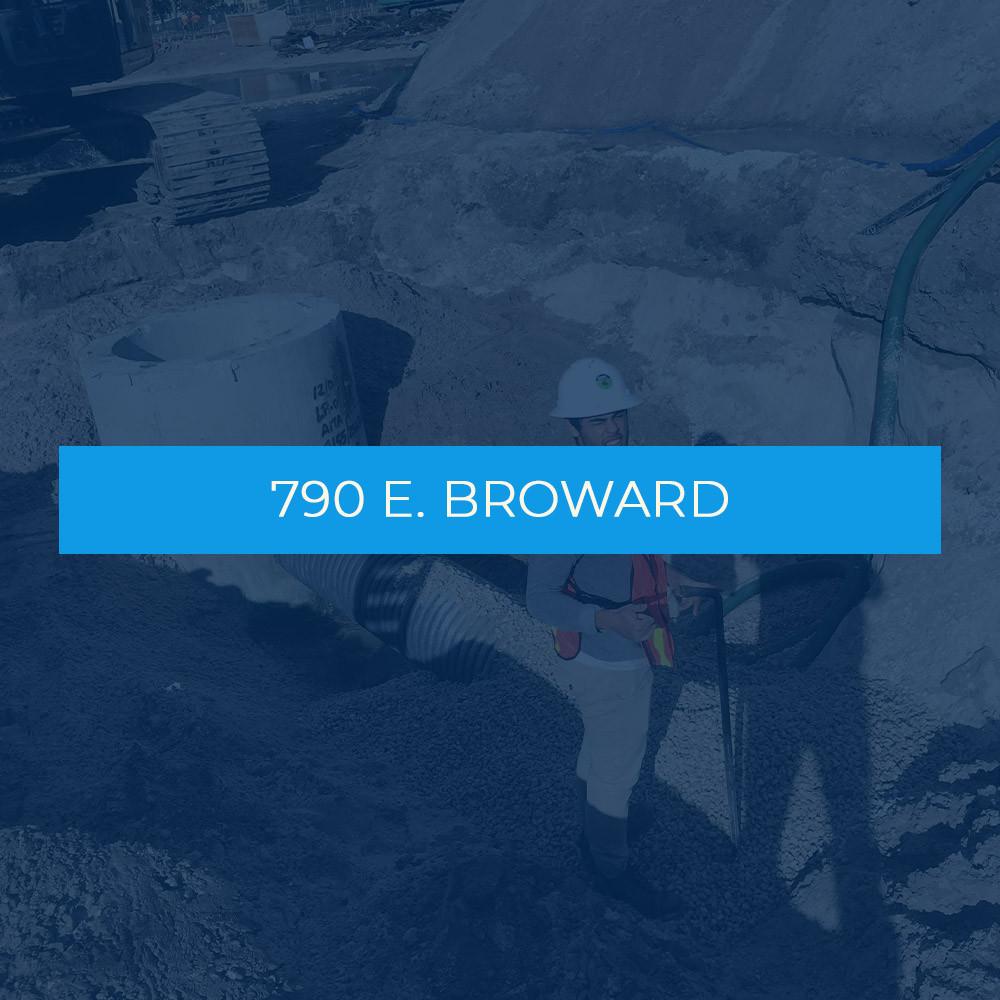 790 EAST BROWARD