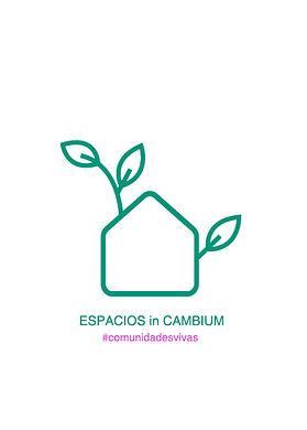 Espacios in Cambium