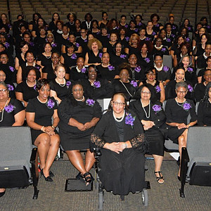 East Harris Chambers Liberty County Alumnae Chapter Charter Ceremony