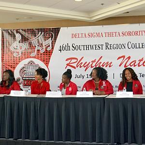 SWRC 2018 - Collegiate Day