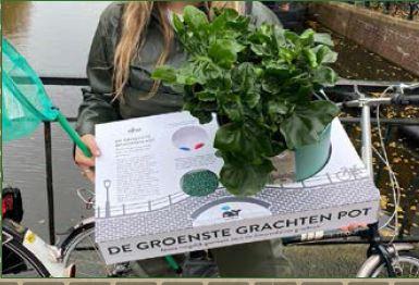 De groenste grachtenpot - elho