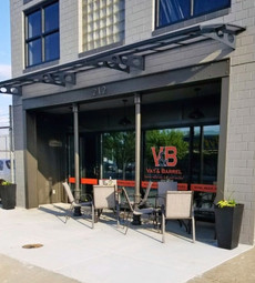 Vat & Barrel Patio