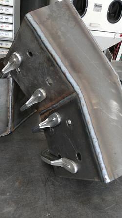 MIG welding steel
