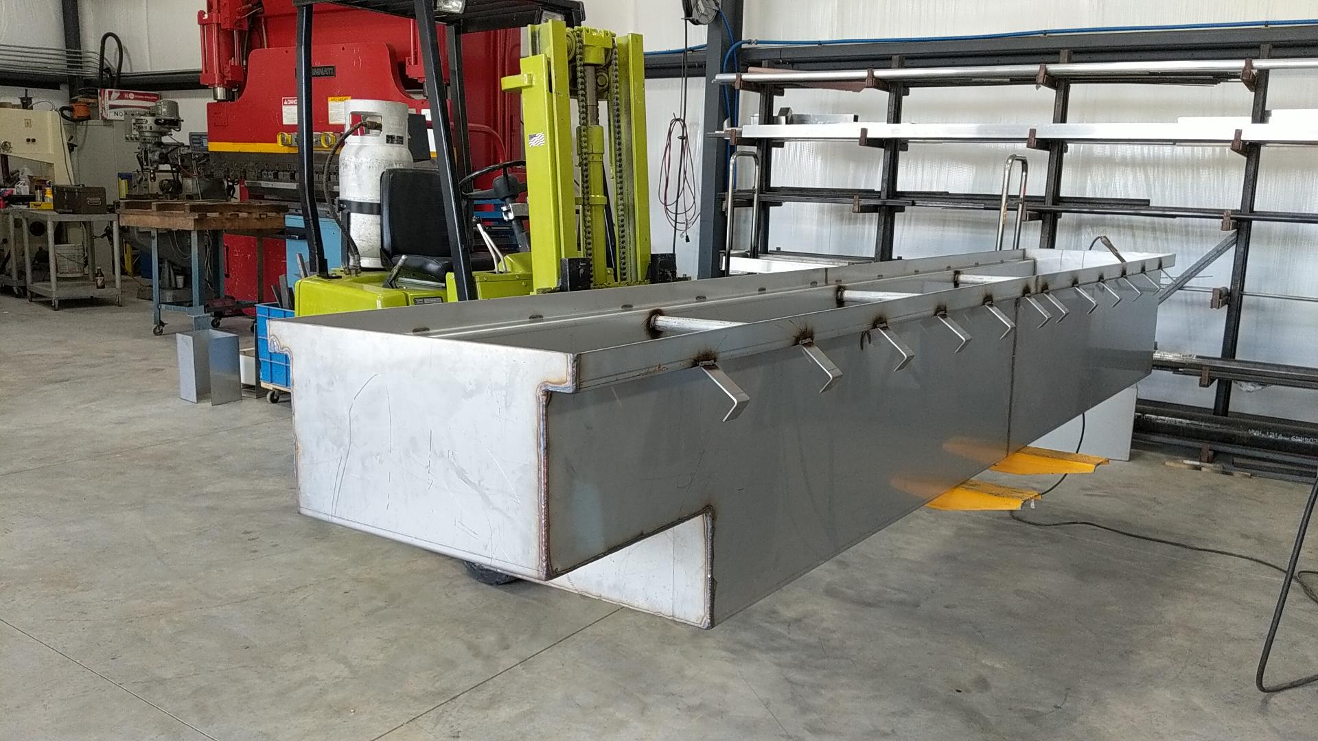 304 Stainless Steel sheet metal