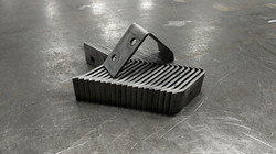 Custom bent brackets