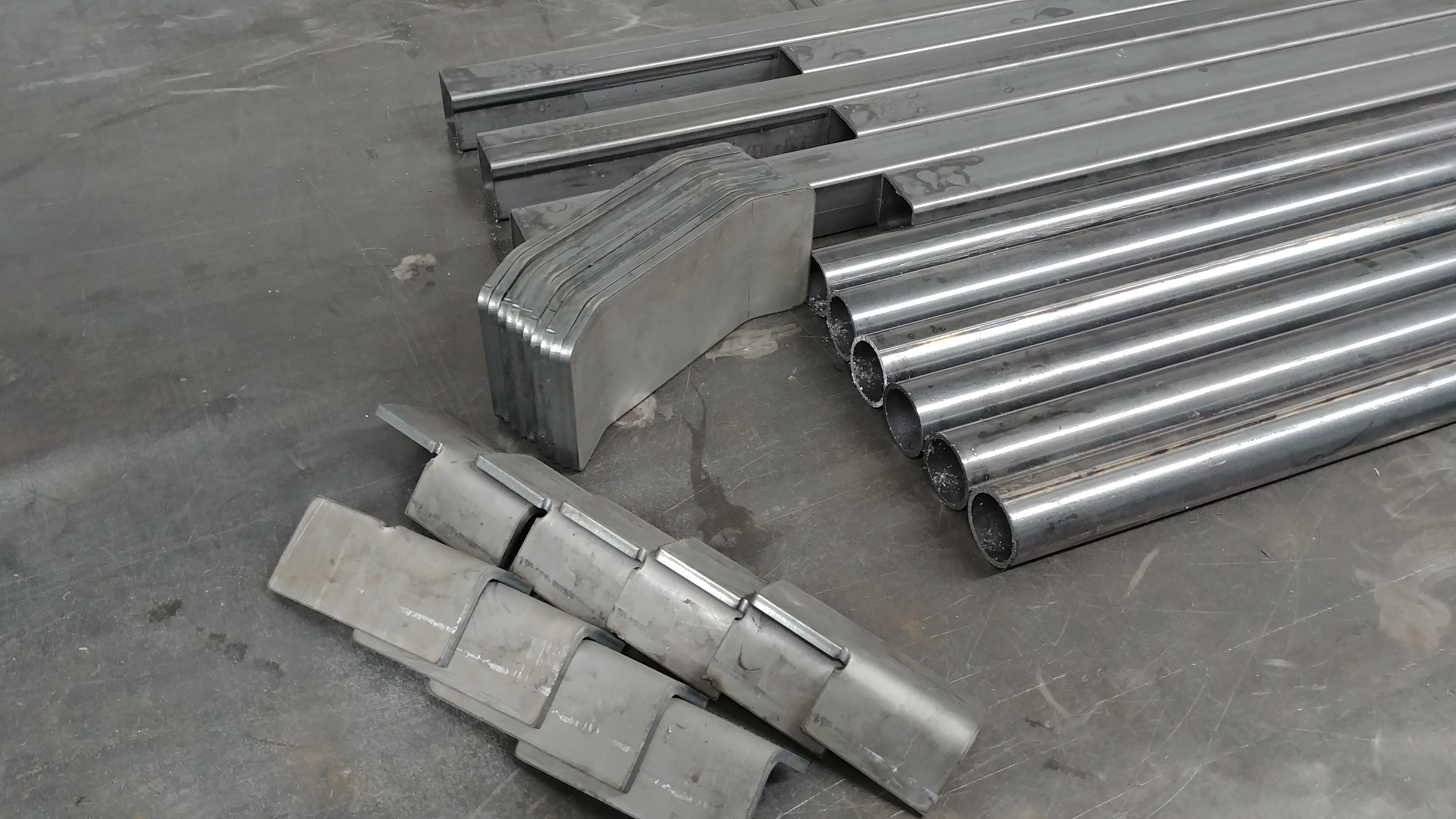 Fabricated parts