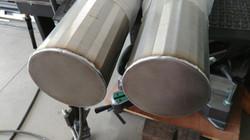 Pulse TIG welding of stainless steel