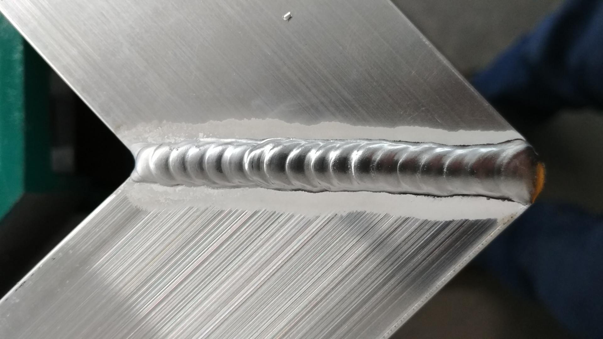 welded 6061T6 aluminum