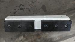 Industrial machinery slides