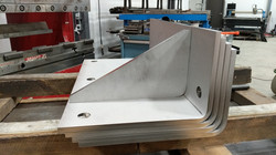 Precision CNC bent heavy stainless