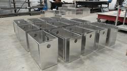 OEM aluminum weldments